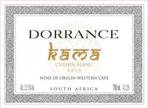 Dorrance Kama 2013 front