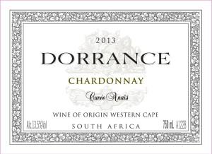 Dorrance Char 2013 front